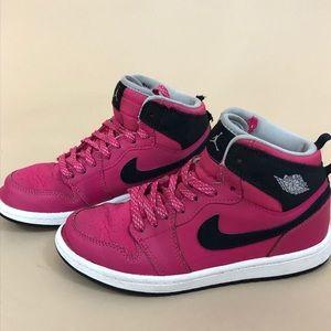 Air Jordan 1 Retro High GP 'Vivid Pink 705321-609